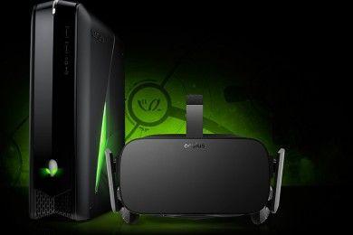 Alienware presenta equipo compacto diseñado para VR