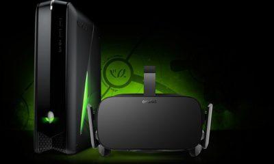 Alienware presenta equipo compacto diseñado para VR 118