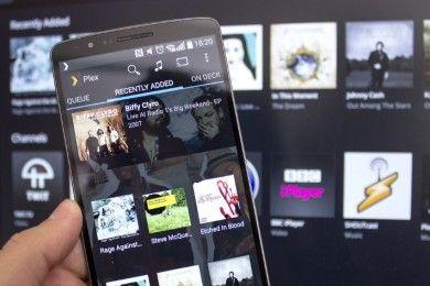 Aprovecha tu viejo smartphone Android como servidor de medios