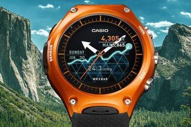 Nuevo Casio Smart Outdoor Watch WSD-F10