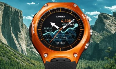 Nuevo Casio Smart Outdoor Watch WSD-F10 55