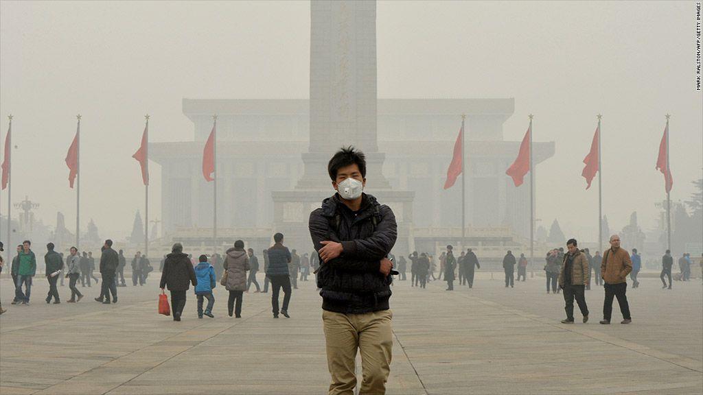 Futuro y contaminación, ¿y si tuvieras que pagar por respirar? 31