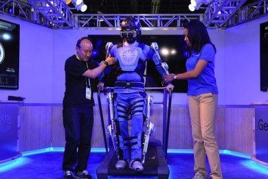 R70i, el exoesqueleto que te hace sentir mayor