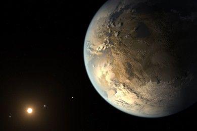 Nuevo sistema para descubrir cuánto pesarías en otros planetas