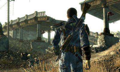 Terminan Fallout 3 en apenas 15 minutos 40