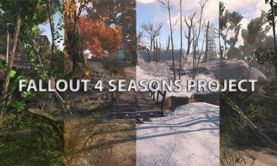 Las cuatro estaciones llegan a Fallout 4 gracias a un mod 70