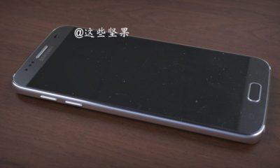 Este sería el aspecto definitivo del Galaxy S7 132