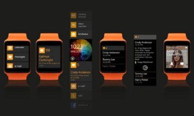 Nuevas imágenes de Moonraker, el smartwatch de Nokia 54