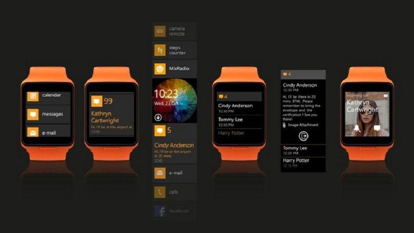Nuevas imágenes de Moonraker, el smartwatch de Nokia 34