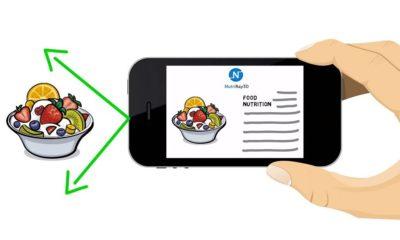 Cuenta las calorías de la comida con este accesorio para smartphone 29