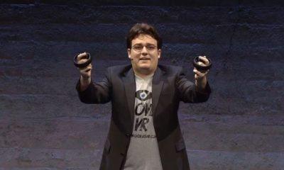 El fundador de Oculus se disculpa por el precio del Rift 91