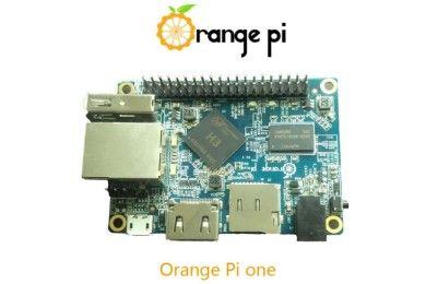 Orange Pi One, un miniPC potente por apenas 10 dólares
