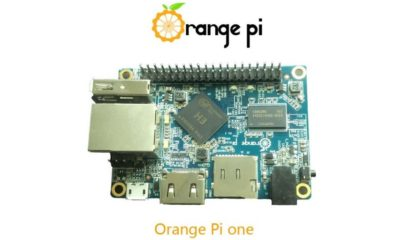 Orange Pi One, un miniPC potente por apenas 10 dólares 74