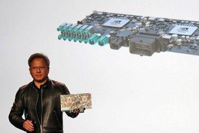 NVIDIA no mostró Pascal en el CES de este año
