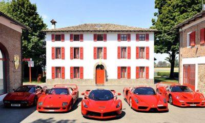 Ferrari, los seis modelos más importantes de la historia 55