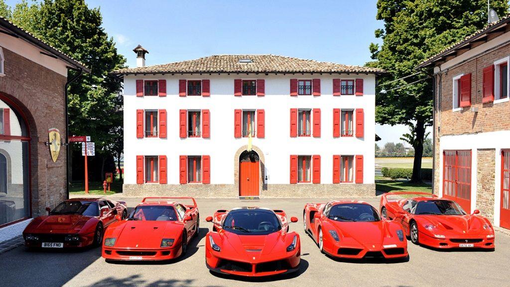 Ferrari, los seis modelos más importantes de la historia 29
