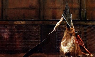 Crean y prueban la espada de Pyramid Head 38