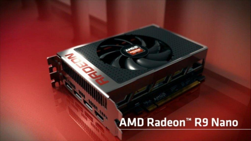AMD baja el precio de la Radeon Nano 29