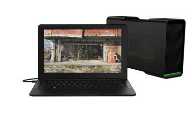 Razer Blade Stealth, portátil con gráfica externa 125
