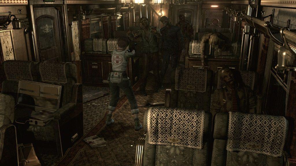 Requisitos de Resident Evil Zero HD Remaster 29