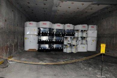 Cuestionan la seguridad del depósito de residuos nucleares