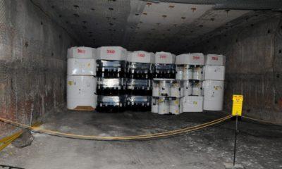 Cuestionan la seguridad del depósito de residuos nucleares 55