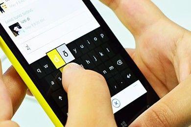 El teclado de Windows Phone llegará a iOS