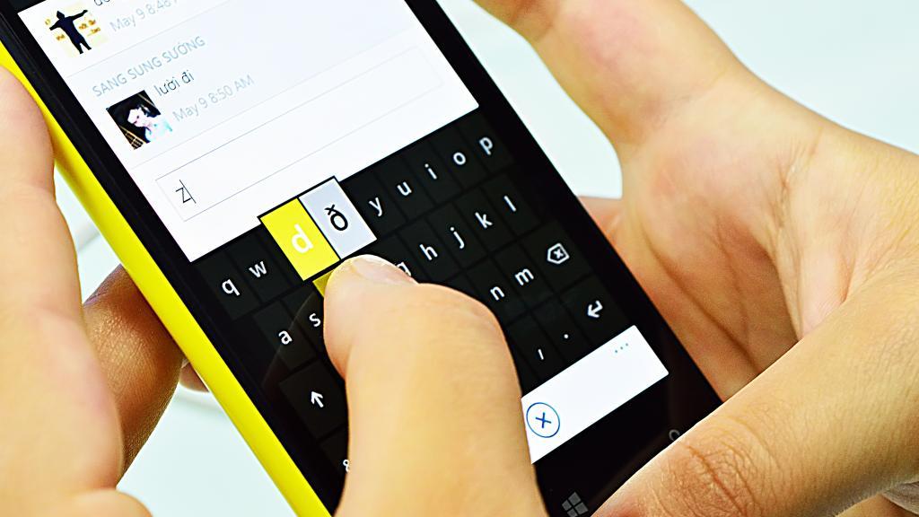 El teclado de Windows Phone llegará a iOS 29