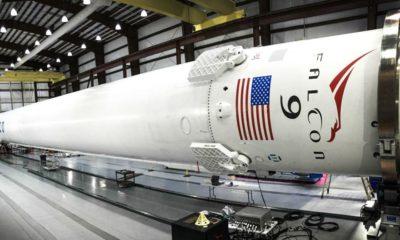 El aterrizaje en el mar del cohete de SpaceX ha fallado 34