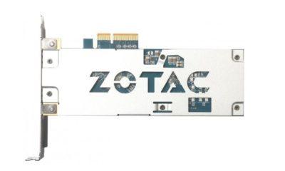 ZOTAC presenta SSDs PCI-E a más de 2 GB/s 47