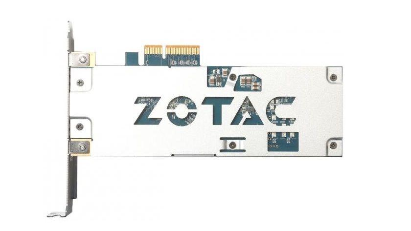 ZOTAC presenta SSDs PCI-E a más de 2 GB/s 30