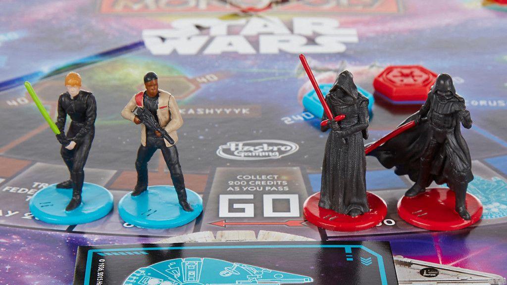 El Monopoly de Star Wars se olvida de la protagonista 30