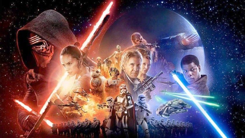 Star Wars: El Despertar de la Fuerza resumida en 1 minuto