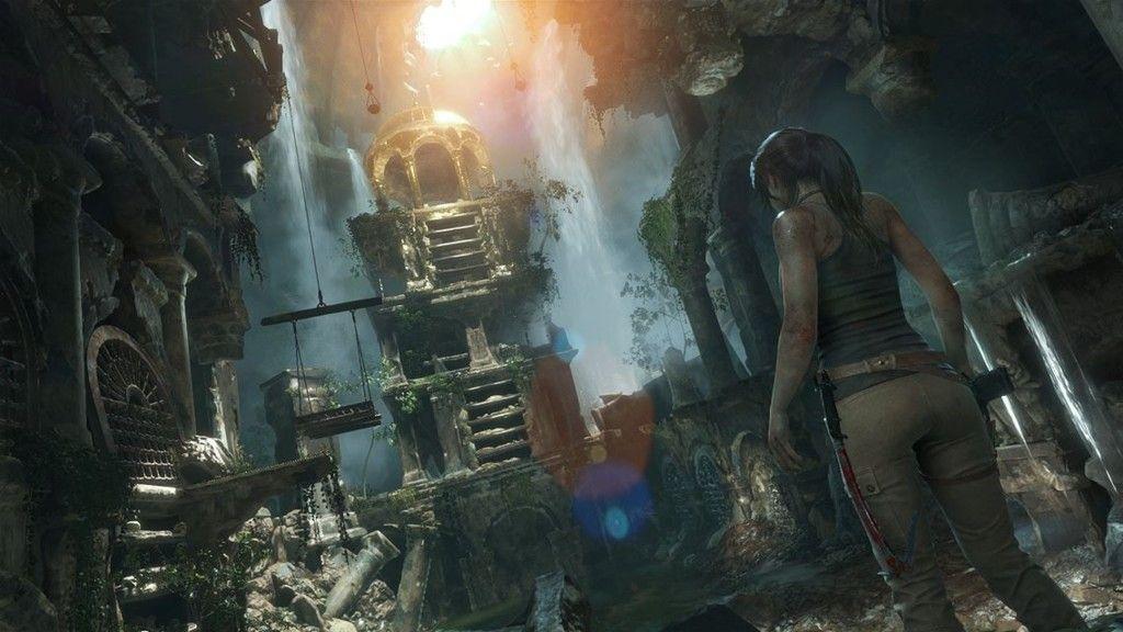 Prueba de rendimiento de Rise of The Tomb Raider en PC 29