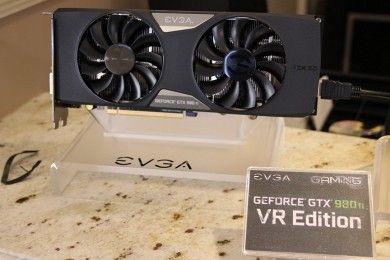 EVGA presenta GeForce GTX 980 Ti VR Edition