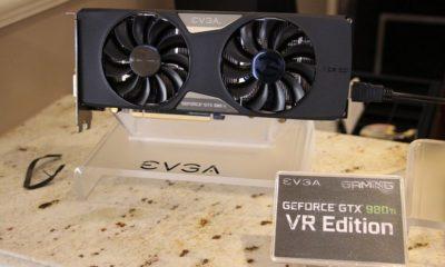 EVGA presenta GeForce GTX 980 Ti VR Edition 107