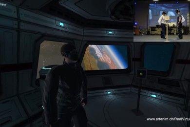 Impresionante, ¿serán así los arcade del futuro?