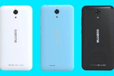 Bluboo Xfire 2, nuevo smartphone triple SIM