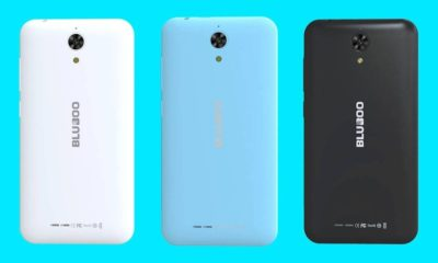 Bluboo Xfire 2, nuevo smartphone triple SIM 56