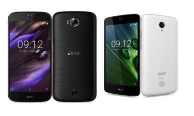 Acer presenta los Liquid Jade 2 y Liquid Zest 105