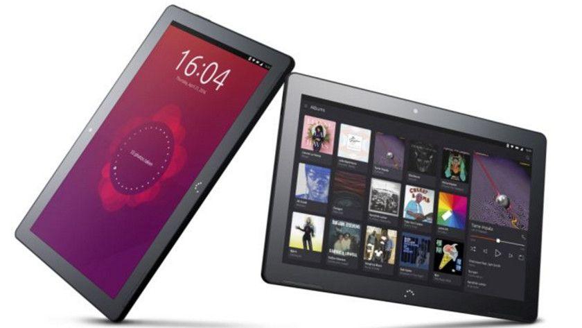 tablet BQ con Ubuntu