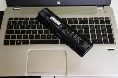batería de un portátil
