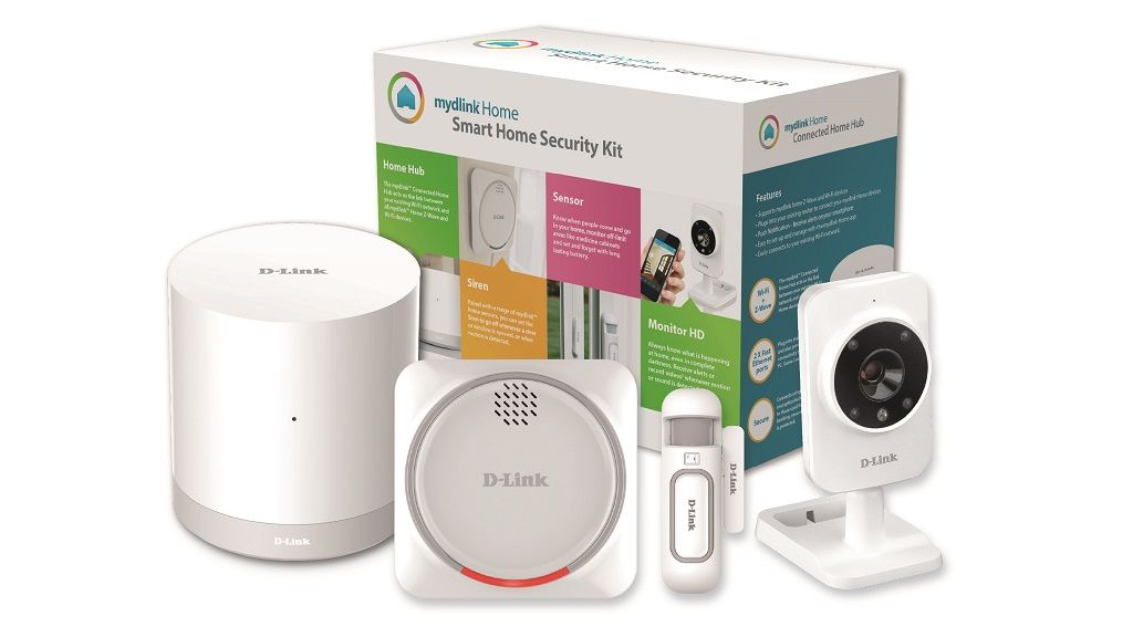 D-Link presenta nuevo kit de seguridad en el hogar 29
