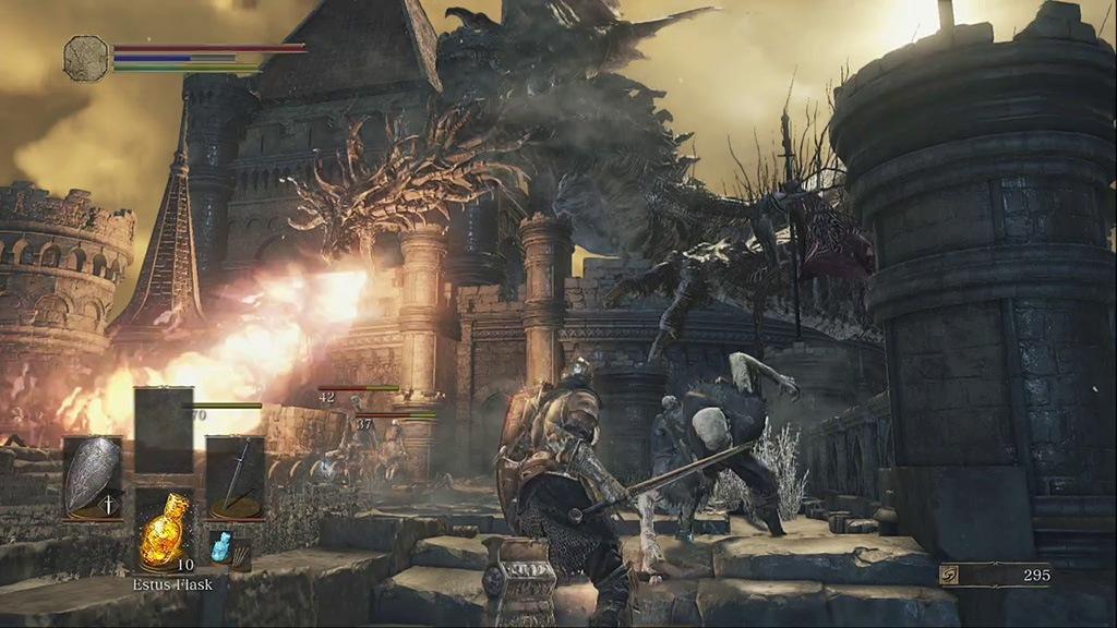 Dark Souls 3 presenta al ladrón en un nuevo vídeo 28
