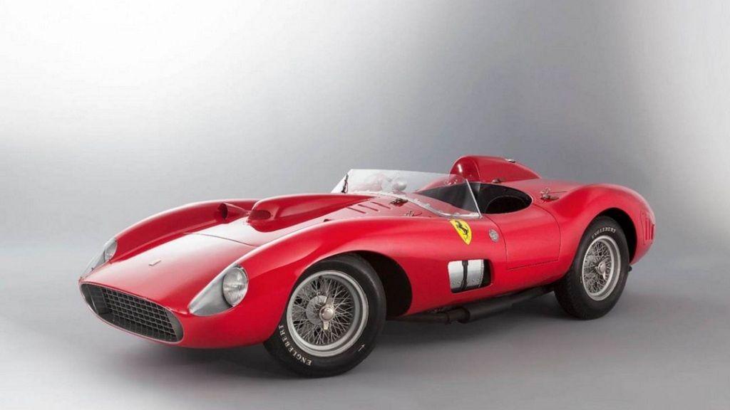 Subastado Ferrari 335S por casi 35 millones de dólares 29