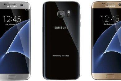 Saludad al Galaxy S7 en sus tres colores