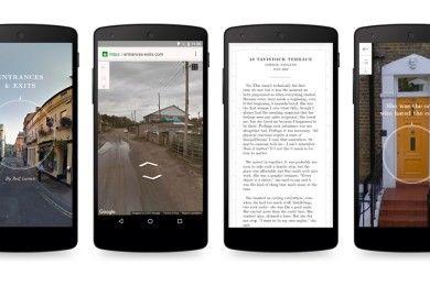 Google apuesta por los e-books adaptados al smartphone