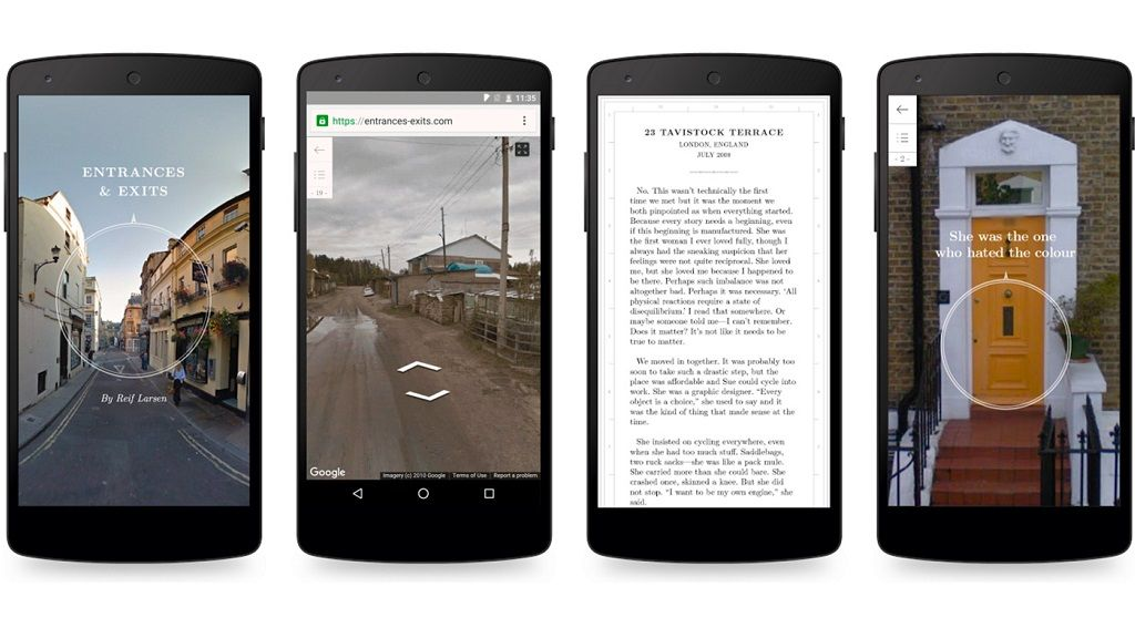 Google apuesta por los e-books adaptados al smartphone 35