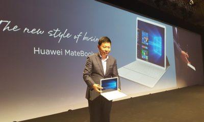 Huawei MateBook, un elegante dos en uno 33