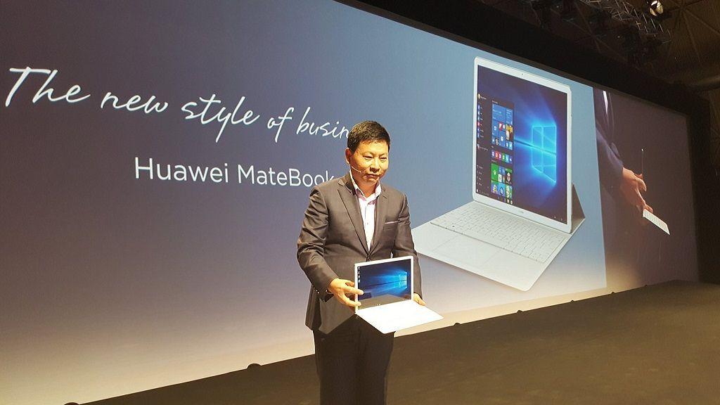 Huawei MateBook, un elegante dos en uno 29